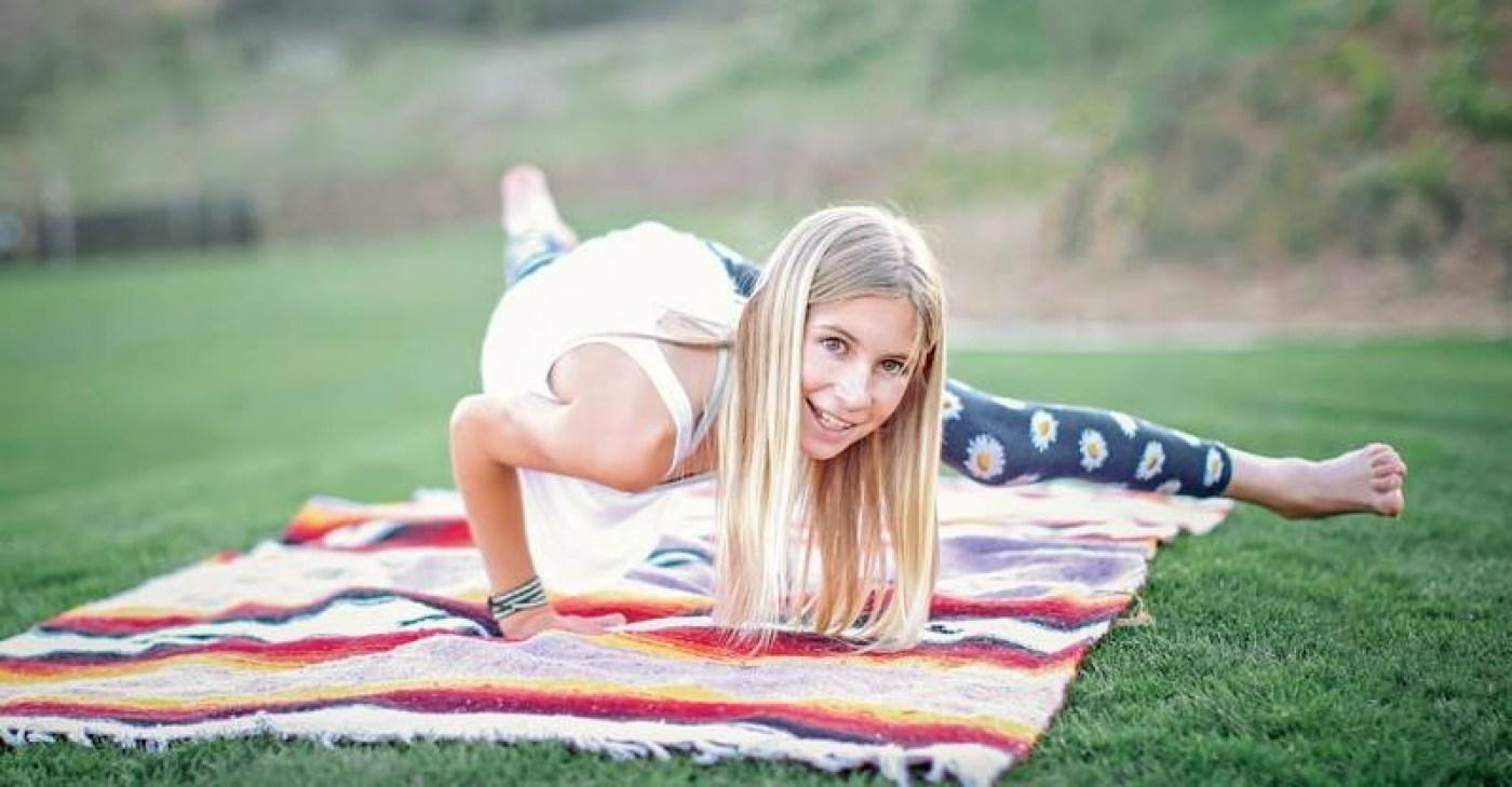Честит Международен ден на йогата!